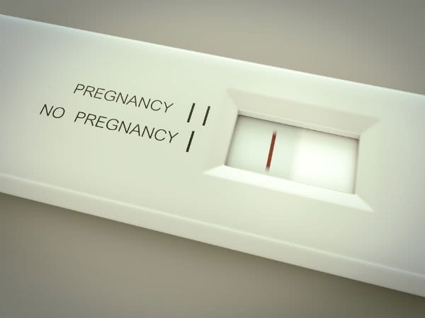 IMAGE OF PREGNANCY TEST KIT