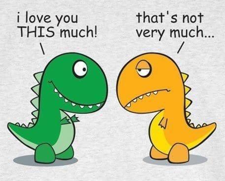 Cartoon image of Dinosaur